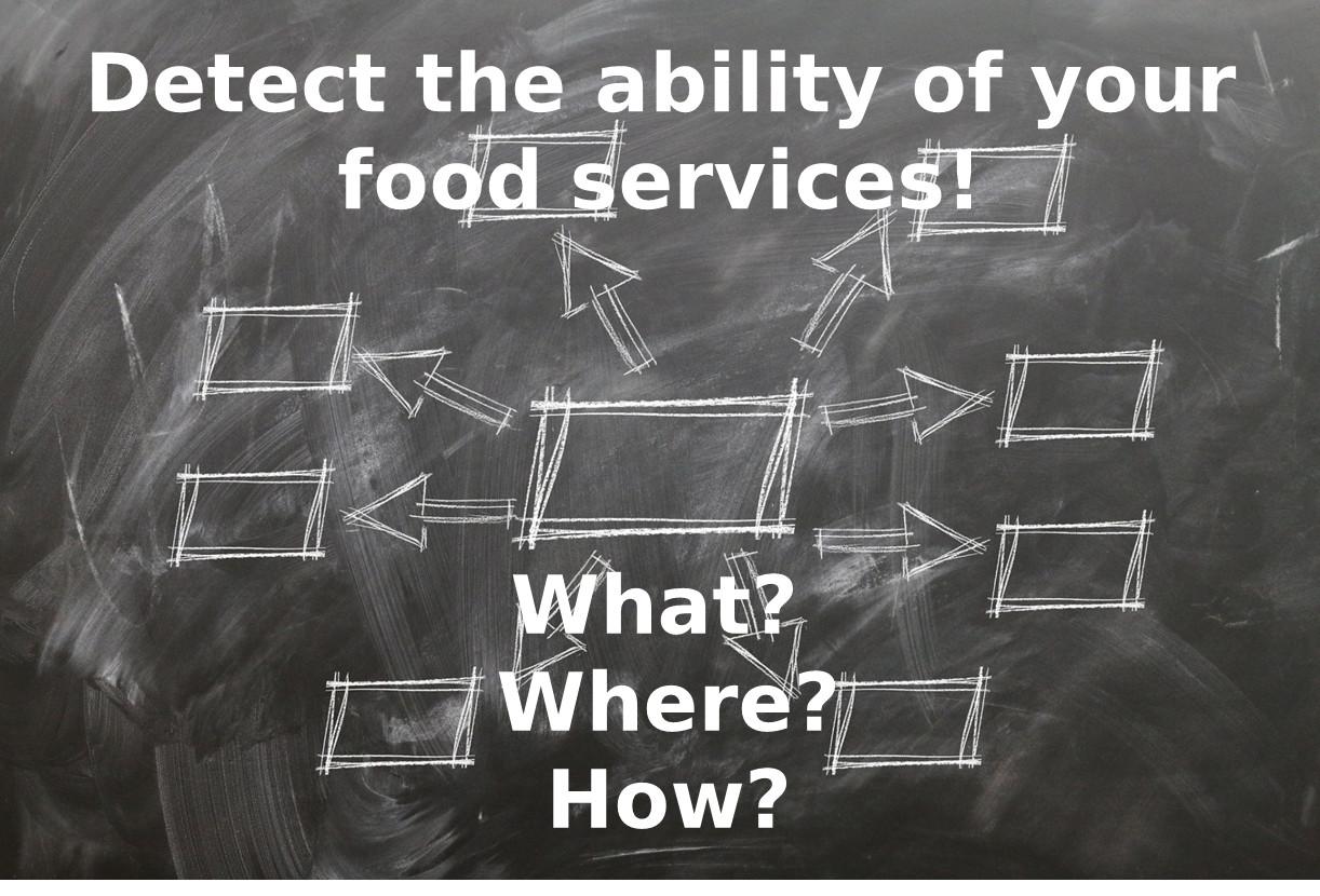 Defose professional kitchen feasability study